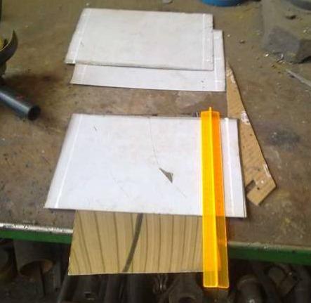 steel sheets 1 mm thick