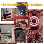 Compilation Handgun Case Designs